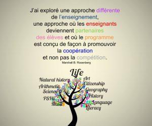 Explorer une approche différente de l'enseignement