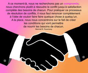Processus de résolution des conflits