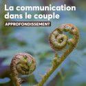 Séminaire thématique | La communication dans le couple : approfondissement | Laurence Bruschweiler,  Nicolas Bagnoud, Caroline Daures