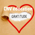 Séminaire thématique | CNV et Education : La gratitude, c'est de la vitamine! | Fabienne Poscia